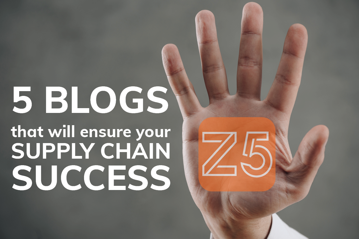 5 Blogs That Will Ensure Your Success graphic.