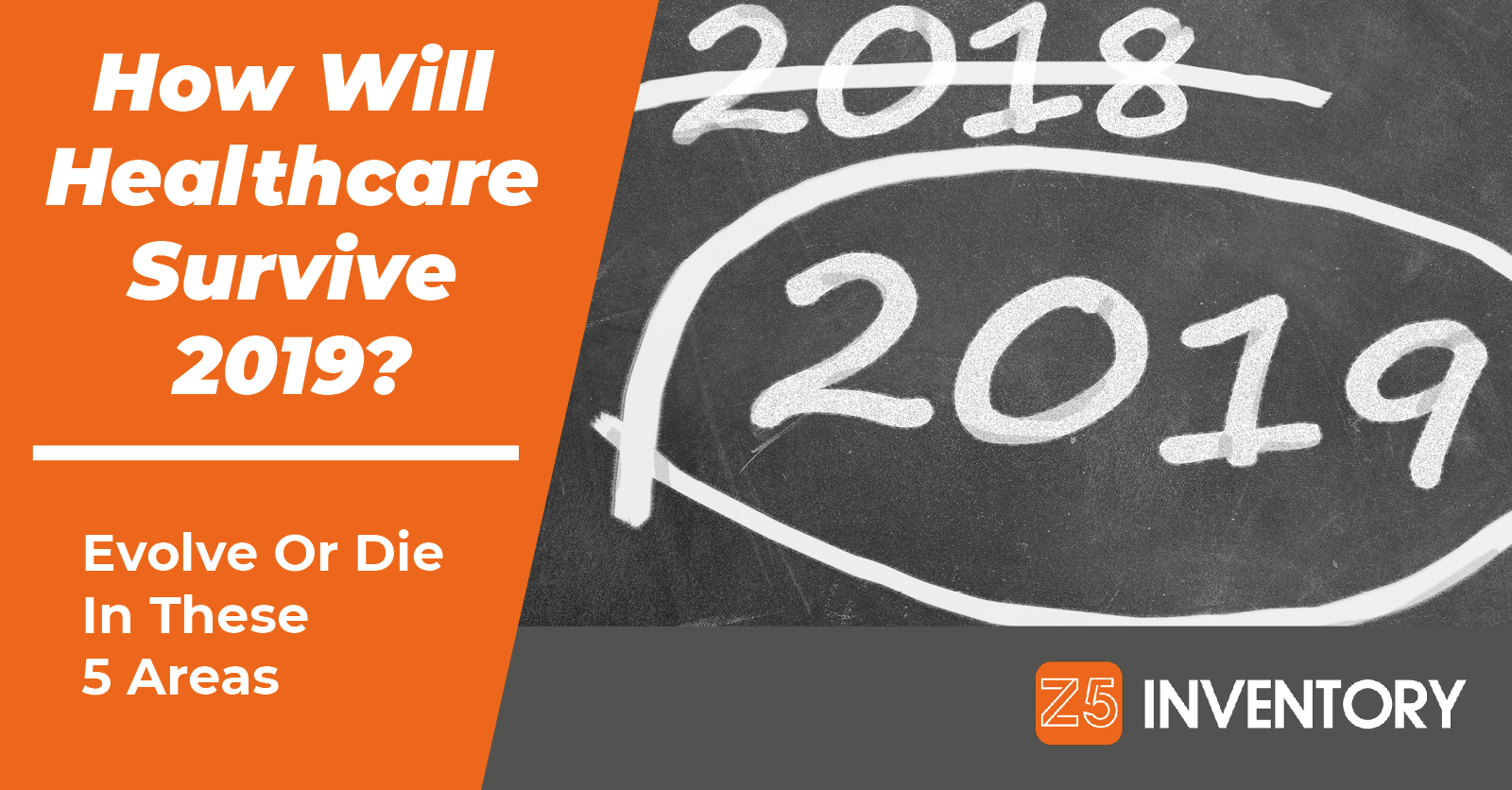 How to Survive 2019 in the Healthcare Industry.