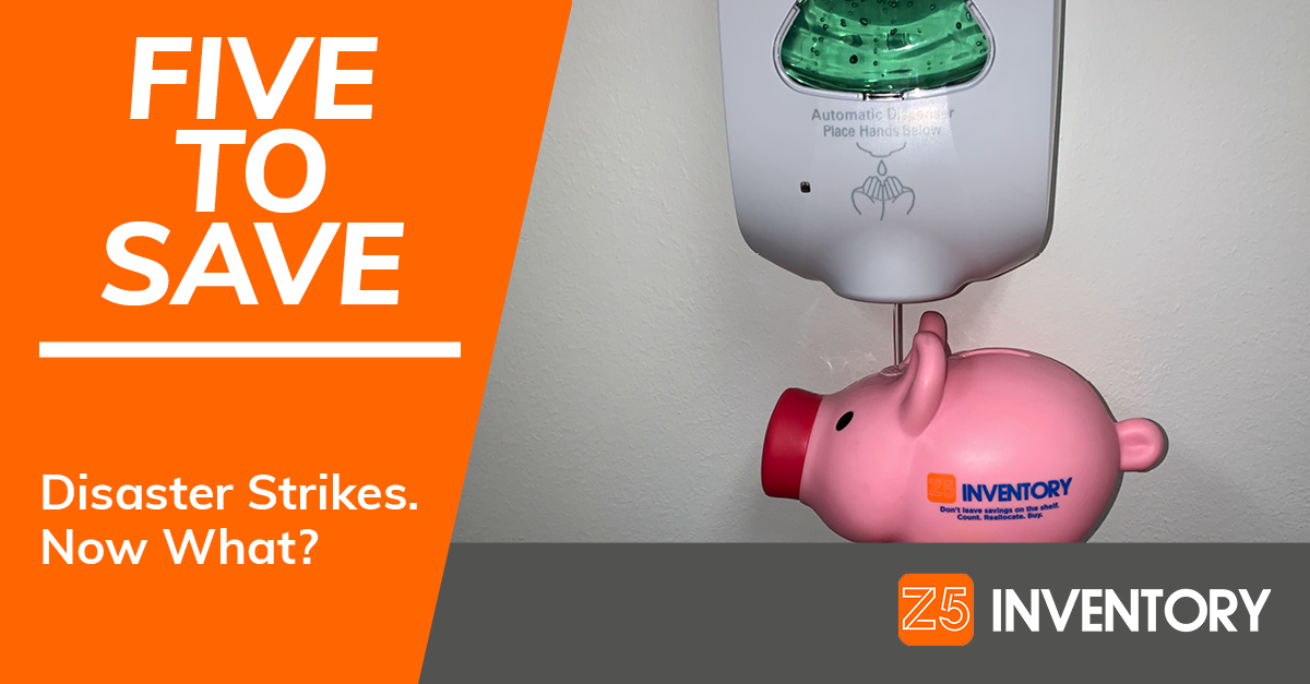 The Z5 Piggy Bank gets doused in hand sanitizer amidst coronavirus - if you'll excuse the phrase - fever.