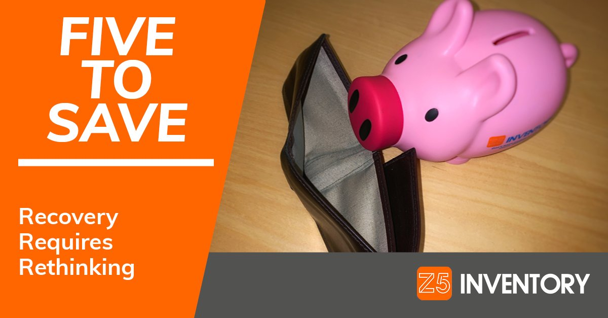 The Z5 Piggy Bank's wallet is just as empty as most hospitals' in the wake of COVID-19.