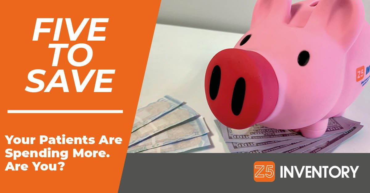The Z5 Piggy Bank illustrates how patients are paying more than ever for care that's not getting better.