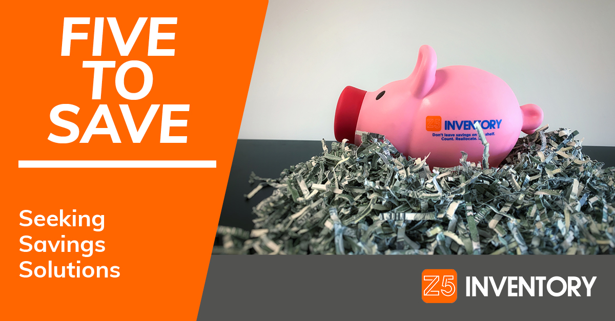 The Z5 Piggy Bank sits in a pile of shredded money to illustrate how hospitals are losing cash during the coronavirus crisis.