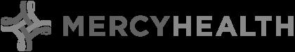 Mercy horizontal - grayscale