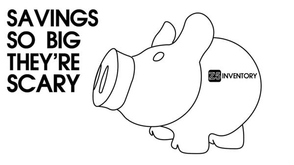 Z5 Piggy Bank Coloring