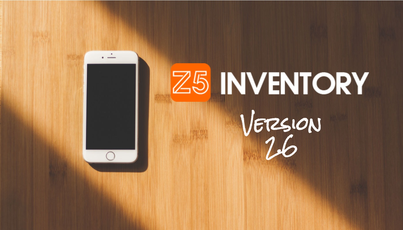Announcing Version 2.6 of the Z5 app, now including support for iPhone.