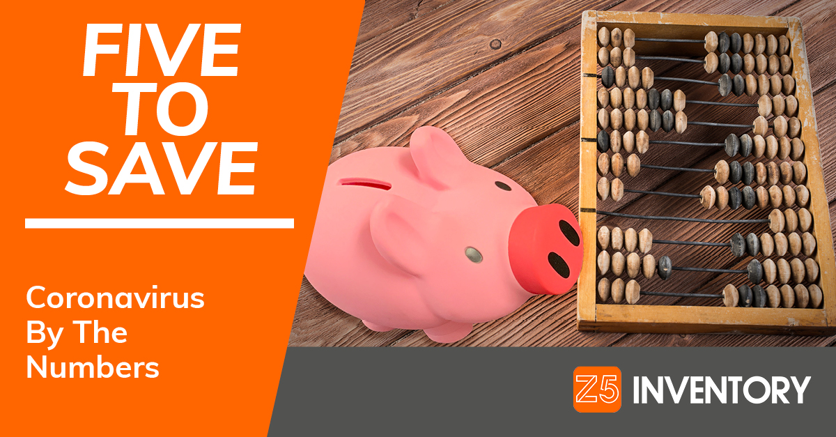 The Z5 Piggy Bank uses an abacus to determine the efficacy of hospital's response to coronavirus, which is really inefficient.