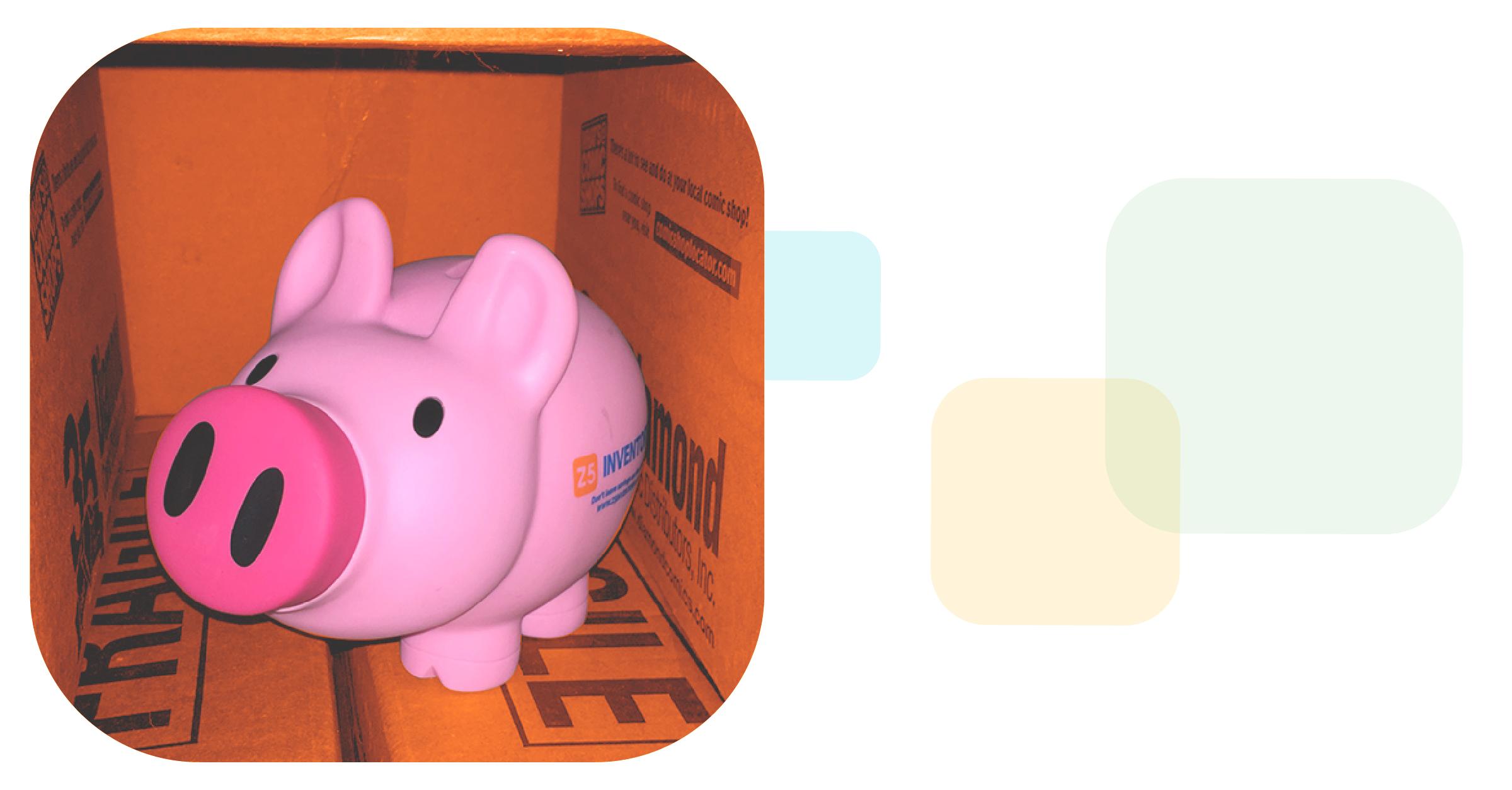 chiclet-blog pig-B